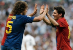 Puyol no ve al Barcelona sin Messi
